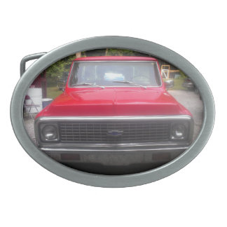 1972 Chevy C10 Belt Buckle
