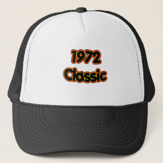 1972 Classic copy Trucker Hat