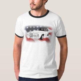 1972 Grand Prix over USA flag T-Shirt