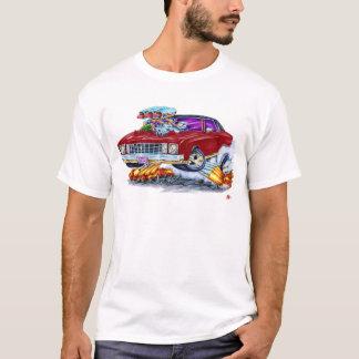 1972 Monte Carlo Maroon Car T-Shirt