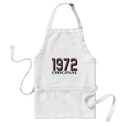 1972 Original Aprons