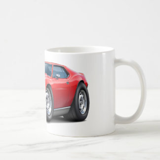 1973-74 Javelin Red-White Car Coffee Mug