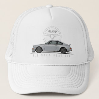 1973 911 RSR Fashion Grey Julian Reznik Trucker Hat