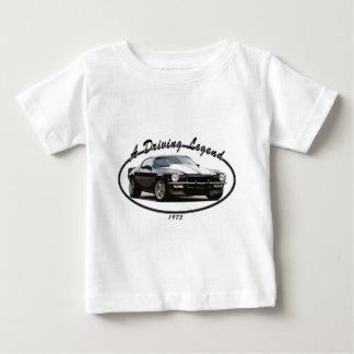 1973_camaro_rs_ss_black baby T-Shirt