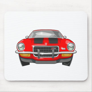 1973 Chevy Camaro Mouse Pad