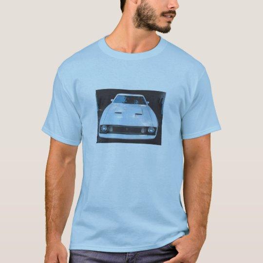 1973 Mustang Mach I  - T Shirt