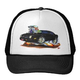 1974-76 Firebird Black Car Trucker Hat