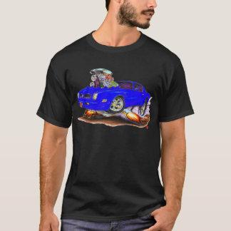 1974-76 Firebird Blue Car T-Shirt
