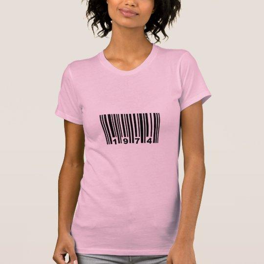 1974 barcode T-Shirt