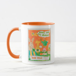 1974 Children's Book Week Mug