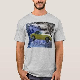 1975 C-3 Corvette-Buffalo Bill Corvette Show T-Shirt