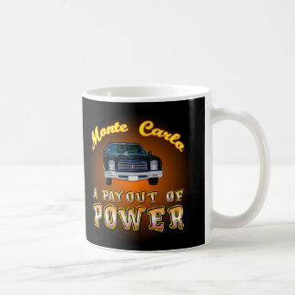 1975 Chevy Monte Carlo Mug. Coffee Mug