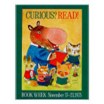 1975 Children's Book Week Poster