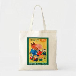 1975 Children's Book Week tote