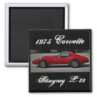 1975 Corvette Stingray L-82 magnet