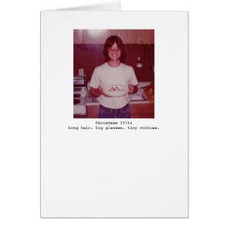 1975 Holiday Greeting Card