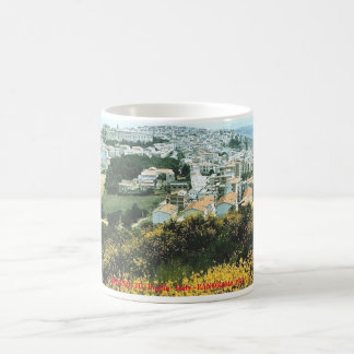 1976 Bovino Panorama, BOVINO (FG) Puglia - Ital... Magic Mug