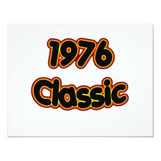 1976 Classic Card