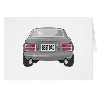 1976 Datsun 280Z Gray Card
