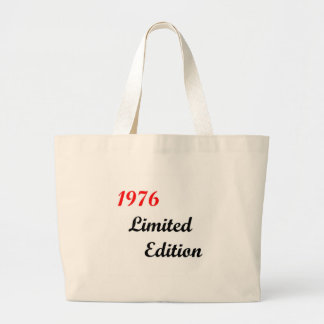 1976 Limited Edition Large Tote Bag