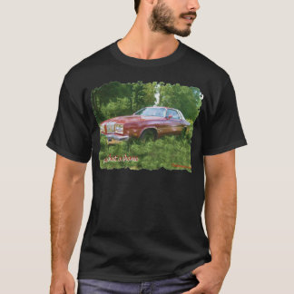 1976 Oldsmobile Cutlass Supreme Coupe. T-Shirt