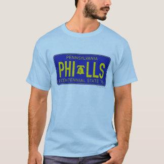 1976 Pennsylvania License Plate Shirt