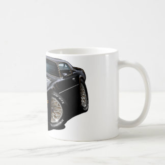 1977-78 Trans Am Black Coffee Mug