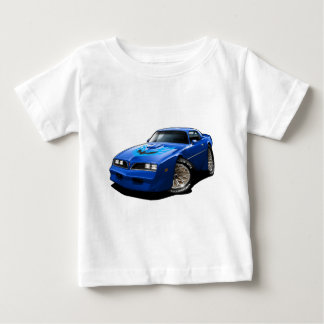 1977-78 Trans Am Blue Baby T-Shirt