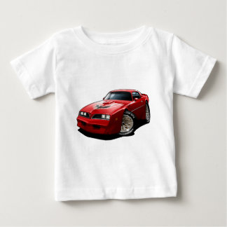 1977-78 Trans Am Red Baby T-Shirt