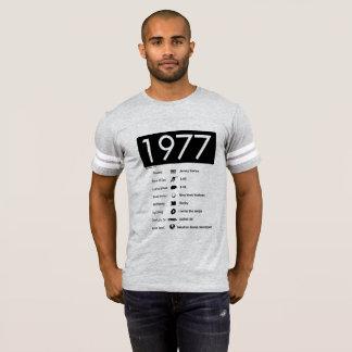 1977-Great Year T-Shirt