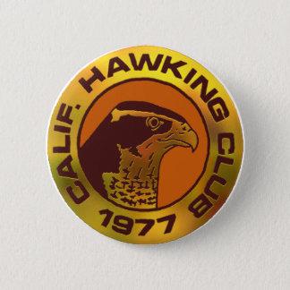 1977 Los Banos 2 Inch Round Button