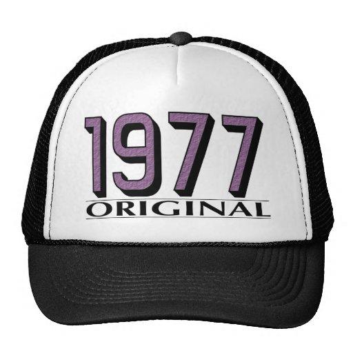 1977 Original Mesh Hat