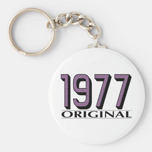 1977 Original Keychain