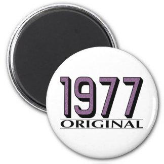 1977 Original Magnet