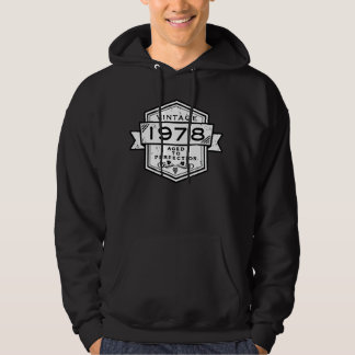 1978 Aged To Perfection Hoody