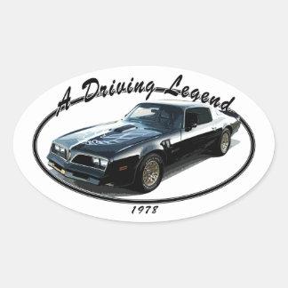1978_firebird_black01 oval sticker