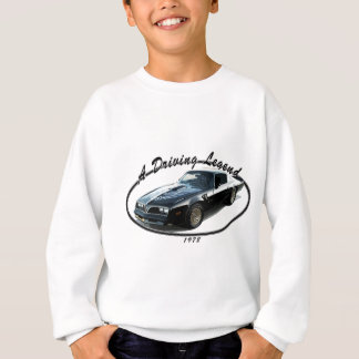 1978_firebird_black01 sweatshirt