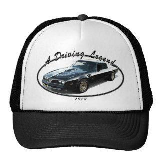 1978_firebird_black01 trucker hat