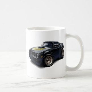 1979-81 Trans Am Black Car Coffee Mug