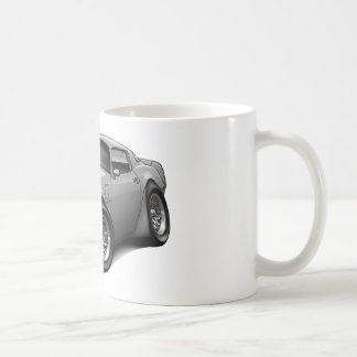 1979-81 Trans Am Grey Car Coffee Mug