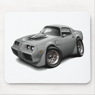 1979-81 Trans Am Grey Car Mouse Pad