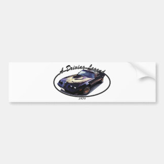 1979_firebird_black01 bumper sticker