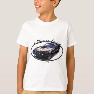 1979_firebird_black01 T-Shirt