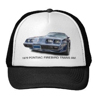 1979 PONTIAC FIREBIRD TRANS AM TRUCKER HAT
