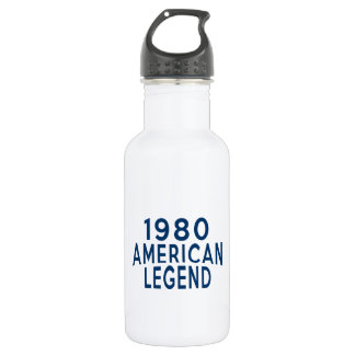 1980 American Legend Birthday Designs