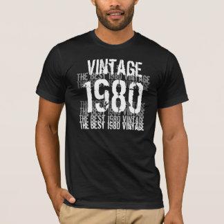 1980 Birthday Year - The Best 1980 Vintage T-Shirt