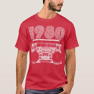 1980 Boombox T-Shirt