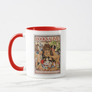 1980 Children's Book Week Mug