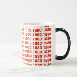 1980 Coffee Mug