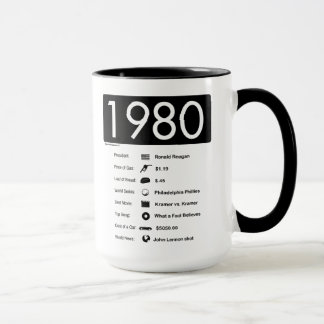 1980-Great Year (15 oz.) Coffee Mug